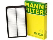 Mann-Filter Air Filter MA 1036 9SIA5BT5KT1128