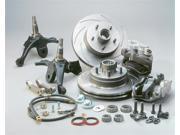 SSBC Performance Brakes A142-1 2 Piston Disc Brake Kit