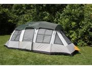 Tahoe Gear Prescott 10 Person 3-Season Family Cabin Tent