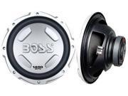 """PAIR BOSS AUDIO Chaos CX122 12"""" 2800 Watt Car Power Subwoofer Sub Woofer"""