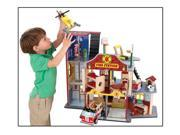 KidKraft Deluxe Fire Rescue Set - 63214