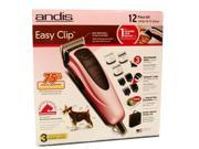 Andis Easy Clip 12 Piece Kit