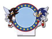 Sonic The Hedgehog Sonic & Shadow Magnet Notepad 9SIA77T2MC7470