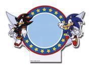 Sonic The Hedgehog Sonic & Shadow Magnet Notepad 9SIA77T2MC7470