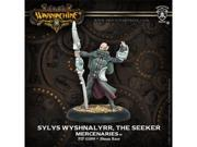 Warmachine: Mercenary - Sylys Wyshnalyrr, the Seeker