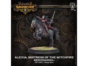 Warmachine: Mercenaries - Alexia, Mistress of the Witchfire