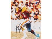 Lee Roy Selmon Autographed Tampa Bay Buccaneers 8x10 Photo with HALL OF FAME Inscription 9SIA1Z01079623