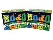 4 Dozen NEW 2015 Nike MOJO Golf Balls (2) 24 Packs Blue Orange Yellow Green