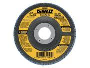 DeWalt DW8309 4-1/2-inch 80 Grit Flap Disc
