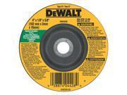 DeWalt DW4928 9 in. X 1/8 in. X 7/8 in. General Purpose Masonry Cut/Grind Wheel