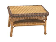 "Mfr: WORLDWIDE SOURCING                 WOVEN TWO-TONE 28"" COFFEE TABLEThis item cannot be shipped to APO/FPO addresses"