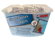 Adams Large Suction Cup with Hook 6000-74-3848