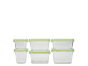 OXO 1125280 Good Grips LockTop Container 12-Piece Set