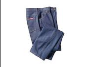 Dickies 9393RNB34X34 Indigo Blue Straight Leg Work Jeans - 3