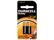 Duracell MN21B2PK05 2 Count 12 Volt Alkaline Security 21 23 Batteries