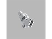 "Delta Faucet U3401 Universal Showering 1/2"" x 3-41/64"" Plastic Wall-Mount Adjustable Shower Arm Mount, Chrome"