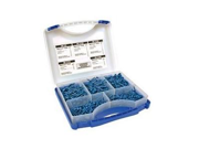 Kreg SK03B Blue-Kote Pocket Hole Screw Kit - 450 Piece