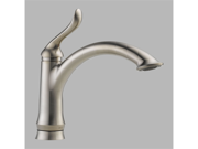 Delta 1353-SS-DST Linden Stainless Single Handle Kitchen Faucet