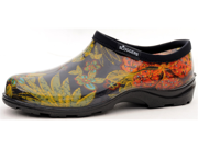 Sloggers 5102BK06 Womens Waterproof Rain Shoes - Midsummer Black - Size 6