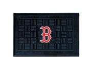 Boston Red Sox Medallion Door Mat