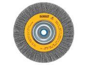 DeWalt DW4905 6 inch Crimped Wire Bench Grinder Wheel 9SIAD6D5H14646