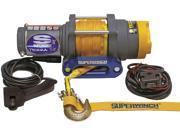 Superwinch 1135220 Terra Series 35 12-Volt ATV Winch 4-Way Roller Fairlead, Free