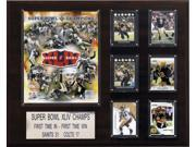 C and I Collectables 1620SB44 NFL New Orleans Saints Super Bowl XLIV Champions P 9SIA62V4SF3235