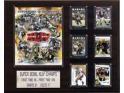 C and I Collectables 1620SB44 NFL New Orleans Saints Super Bowl XLIV Champions P 9SIA62V4SF3235