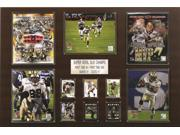 C and I Collectables 2436SAINTSSB44 NFL New Orleans Saints Super Bowl XLIV Champ 9SIA62V4SF2932