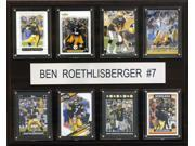 C and I Collectables 1215BENR8C NFL Ben Roethlisberger Pittsburgh Steelers 8 Car 9SIA62V4SF2033