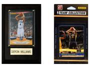 C and I Collectables 10JAZZFP NBA Utah Jazz Fan Pack