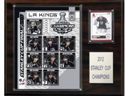 C and I Collectables 1215SC1212 x 15 NHL Los Angeles Kings 2011-2012 Stanley Cup 9SIA62V4SF2068