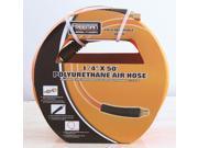 Freeman P1450RPU 1/4-In. X 50-Ft. Braided Polyurethane Air Hose