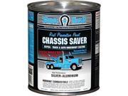 Magnet Paint Co UCP934-04 Chassis Saver Silver Aluminum 1 Quart