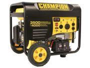 Champion 46539 4000-Watt Portable Gas Generator
