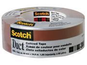 3M 1020-BRN-A Brown Duct Tape - 20 Yards