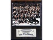 C and I Collectables 1215SC12C12 x 15 NHL Los Angeles Kings 2011-2012 Stanley Cu 9SIA62V4SF1689