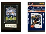 C and I Collectables BEARSFP NFL Chicago Bears Fan Pack