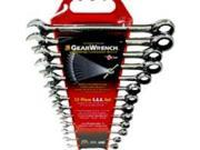 KD Tools 9312 SAE Master Combination GearWrench Set 13 Piece