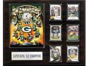 C and I Collectables 1620SB45GB NFL Green Bay Packers Super Bowl XLV Champions P 9SIA62V4SF3034