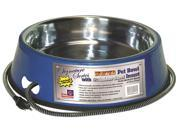 Farm Innovators Inc - Pet SB-60 Heated Pet Bowl With Stainless Steel Insert