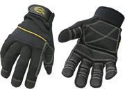 Boss 5202L Large Pvc Palm Glove