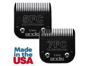 Andis AD6581 05 UltraEdge + Blade 5FC