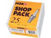 NGK Spark Plugs BP8HN10SP 710 P Bp8Hn10 Shop Pack 25-