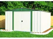 Arrow Shed HM65 Hamlet 6ftx5ft Steel Storage Shed