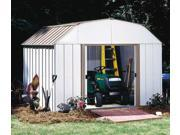 Arrow Shed LX108 Lexington 10ftx8ft Steel Storage Shed