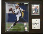 C and I Collectables 1215BRADY NFL Tom Brady New England Patriots Player Plaque 9SIA62V4SF2519