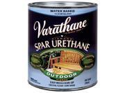 Varathane 250041 1 Quart Gloss Water Based Outdoor Diamond Wood Finish