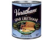 Varathane 250141 1 Quart Semi-Gloss Water Based Outdoor Diamond Wood Finish