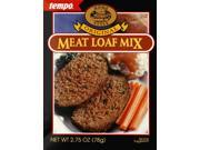 Tempo Meat Loaf Mix 2.75oz Pack of 12